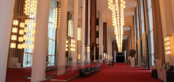 The John F. Kennedy Center for the Performing Arts, Washington, D.C.